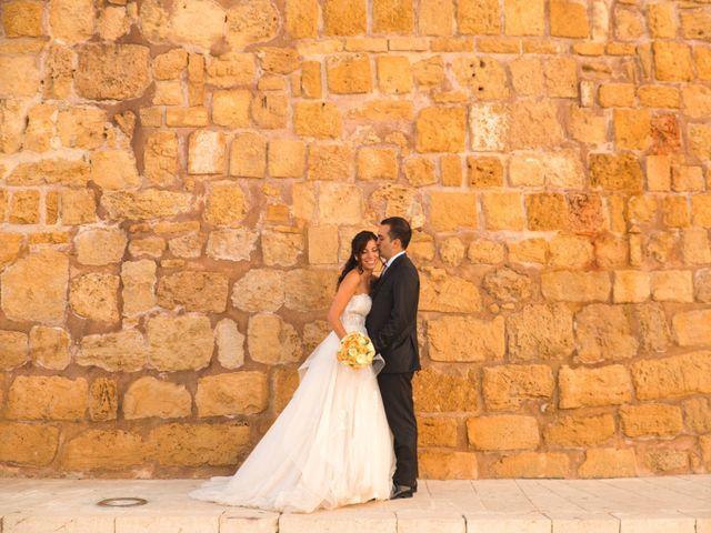 Il matrimonio di Alessandro e Eliana a Calatafimi-Segesta, Trapani 32