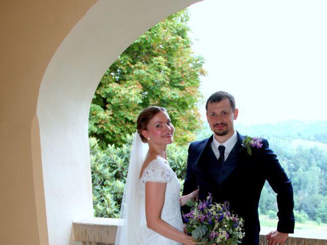 Il matrimonio di Maarit e Luca a Clavesana, Cuneo 9