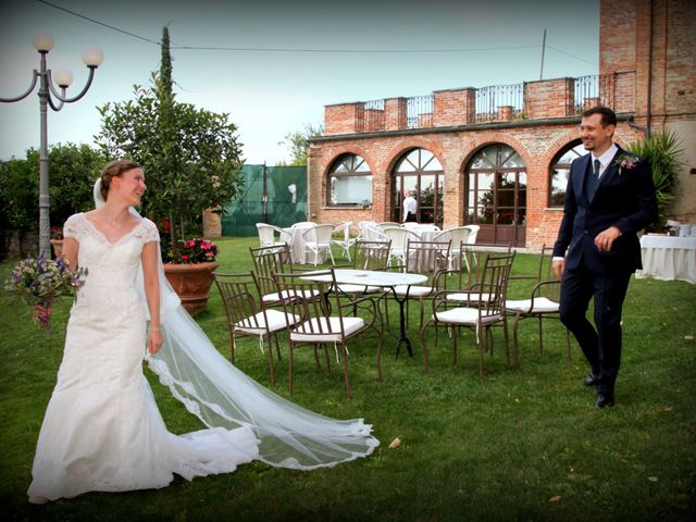 Il matrimonio di Maarit e Luca a Clavesana, Cuneo 10