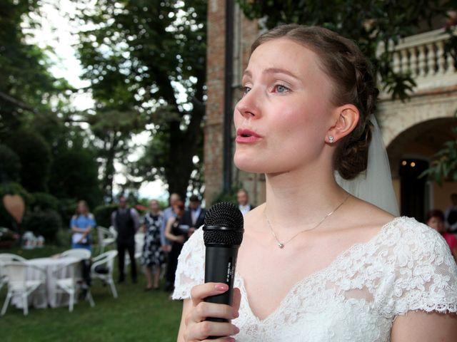 Il matrimonio di Maarit e Luca a Clavesana, Cuneo 15