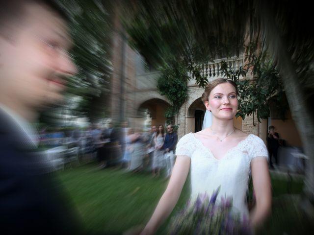 Il matrimonio di Maarit e Luca a Clavesana, Cuneo 17