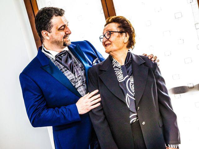 Il matrimonio di Fabio e Claudia a Cantù, Como 5