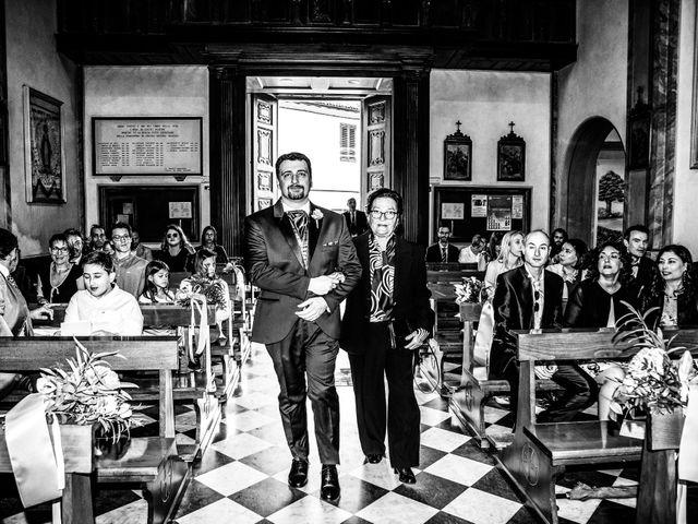 Il matrimonio di Fabio e Claudia a Cantù, Como 9