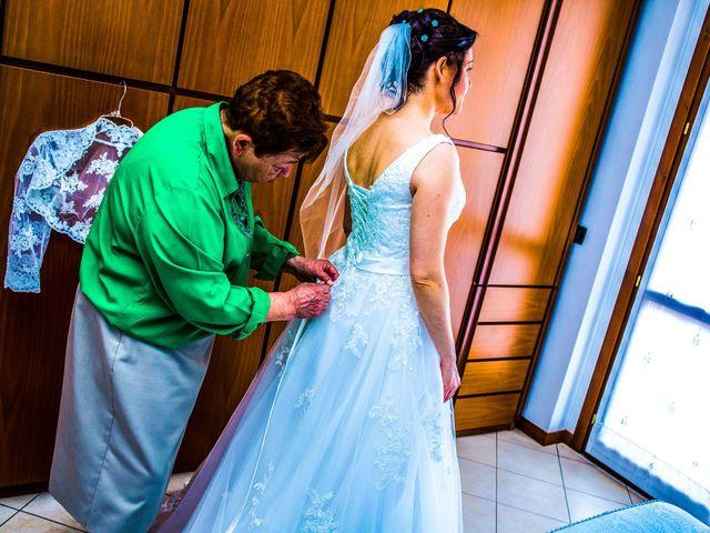 Il matrimonio di Fabio e Claudia a Cantù, Como 11