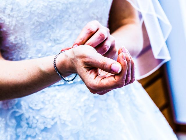 Il matrimonio di Fabio e Claudia a Cantù, Como 12