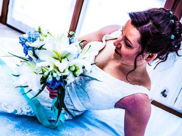 Il matrimonio di Fabio e Claudia a Cantù, Como 14