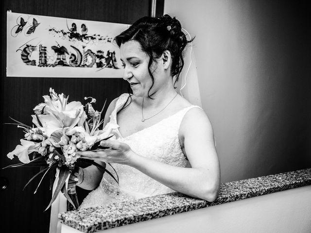 Il matrimonio di Fabio e Claudia a Cantù, Como 18
