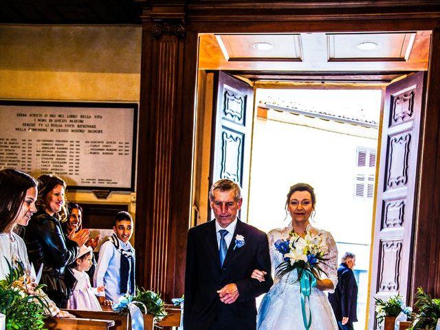 Il matrimonio di Fabio e Claudia a Cantù, Como 20