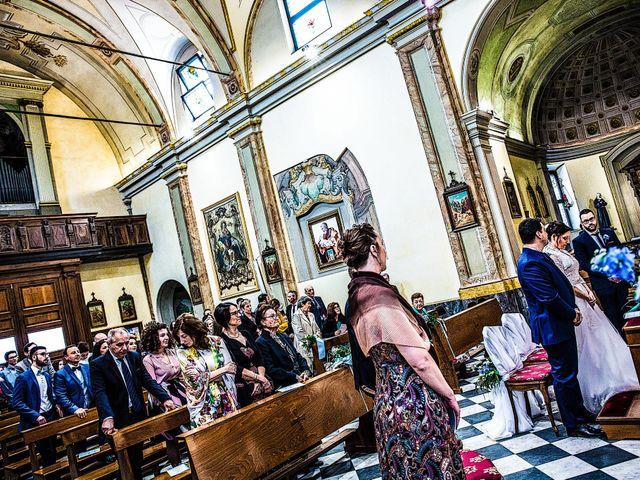 Il matrimonio di Fabio e Claudia a Cantù, Como 21
