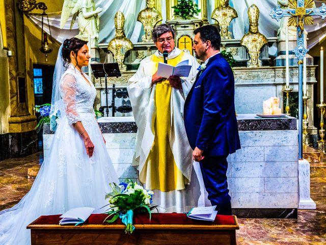 Il matrimonio di Fabio e Claudia a Cantù, Como 23