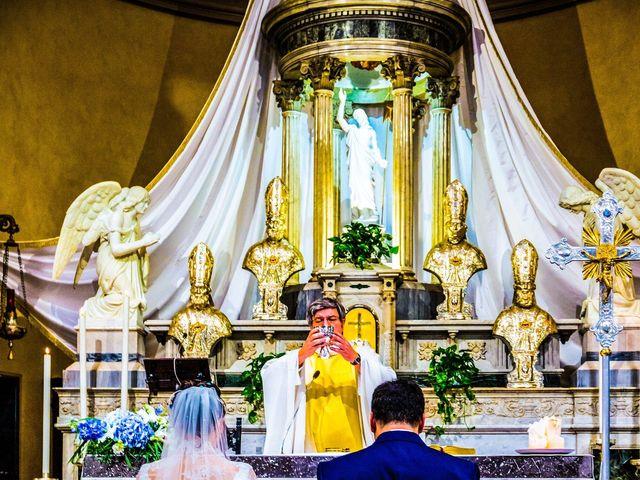 Il matrimonio di Fabio e Claudia a Cantù, Como 26