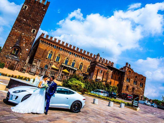 Il matrimonio di Fabio e Claudia a Cantù, Como 28