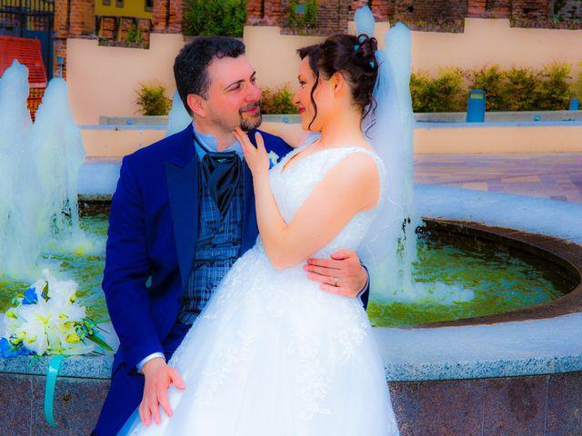 Il matrimonio di Fabio e Claudia a Cantù, Como 29