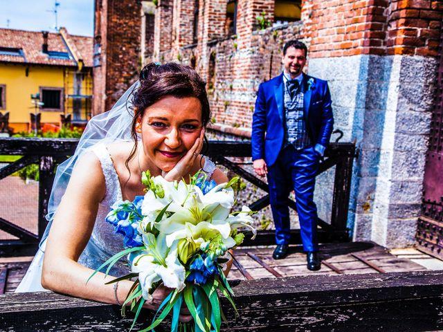 Il matrimonio di Fabio e Claudia a Cantù, Como 31
