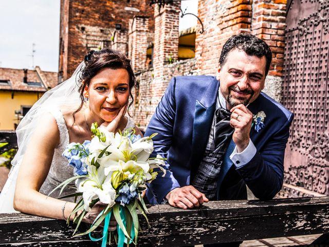 Il matrimonio di Fabio e Claudia a Cantù, Como 32