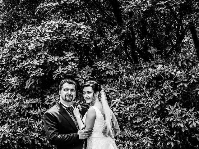 Il matrimonio di Fabio e Claudia a Cantù, Como 33