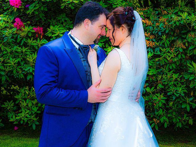 Il matrimonio di Fabio e Claudia a Cantù, Como 34