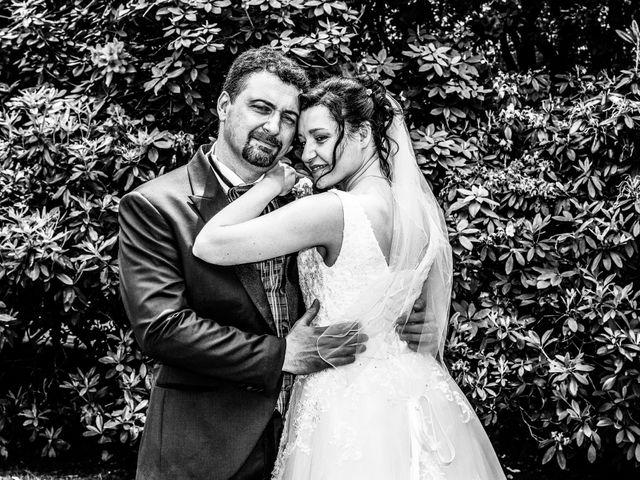 Il matrimonio di Fabio e Claudia a Cantù, Como 35