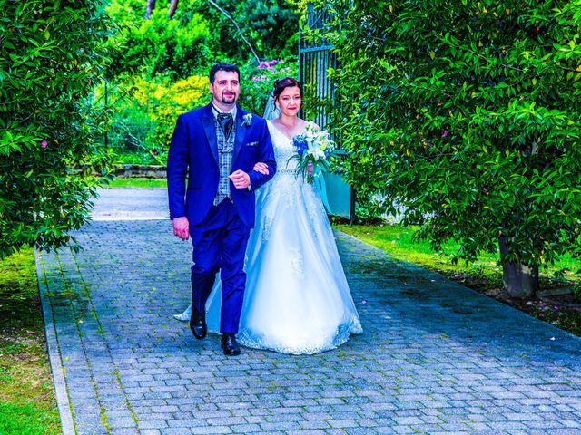 Il matrimonio di Fabio e Claudia a Cantù, Como 38