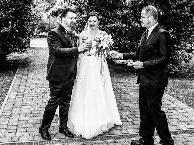 Il matrimonio di Fabio e Claudia a Cantù, Como 39
