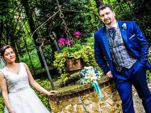 Il matrimonio di Fabio e Claudia a Cantù, Como 40