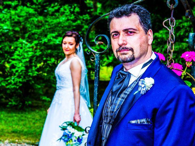 Il matrimonio di Fabio e Claudia a Cantù, Como 41