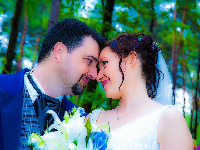 Il matrimonio di Fabio e Claudia a Cantù, Como 42