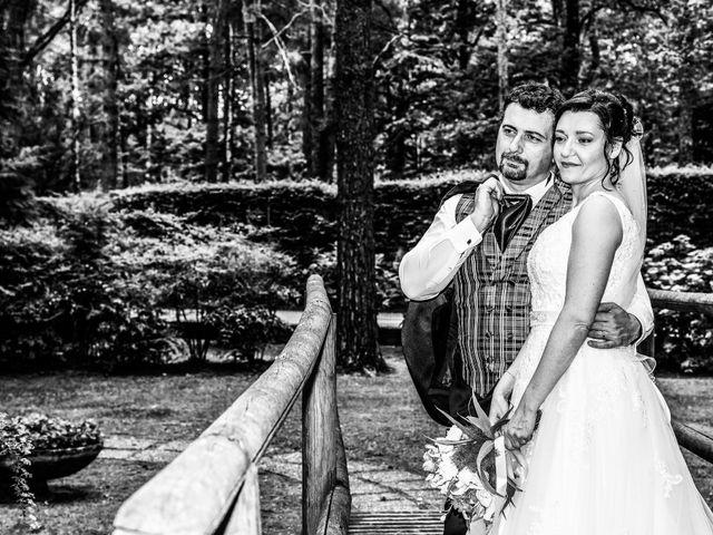 Il matrimonio di Fabio e Claudia a Cantù, Como 43