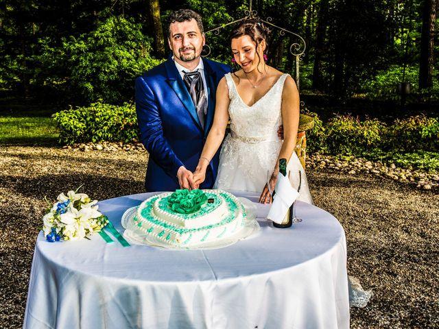 Il matrimonio di Fabio e Claudia a Cantù, Como 50
