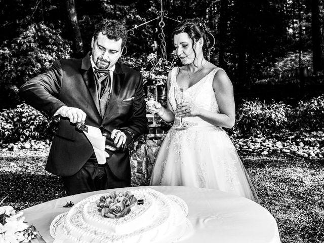 Il matrimonio di Fabio e Claudia a Cantù, Como 51