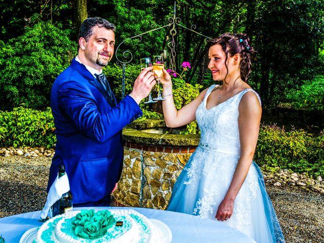Il matrimonio di Fabio e Claudia a Cantù, Como 52