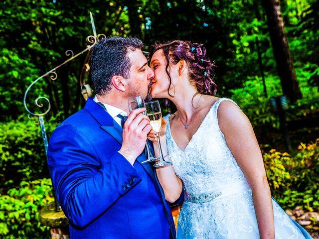 Il matrimonio di Fabio e Claudia a Cantù, Como 53