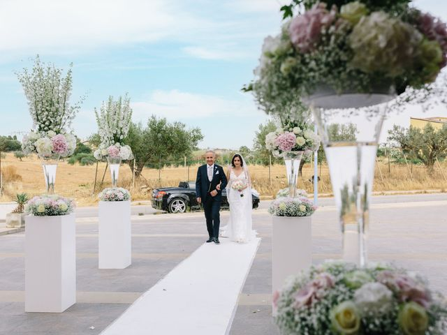 Il matrimonio di Piero e Daniela a Agrigento, Agrigento 26