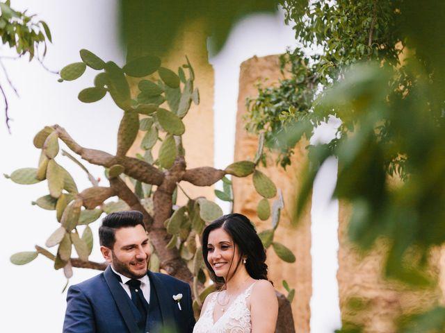 Il matrimonio di Piero e Daniela a Agrigento, Agrigento 33