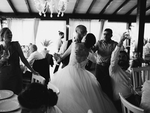 Il matrimonio di Enrico e Francesca a Livorno, Livorno 50