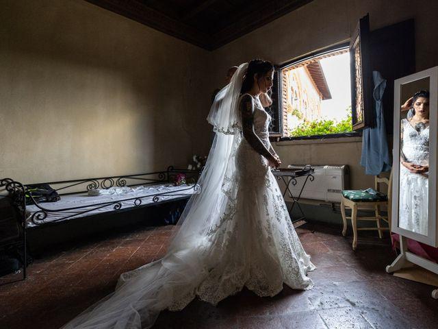 Il matrimonio di Simone e Maria Antonietta a Filago, Bergamo 13