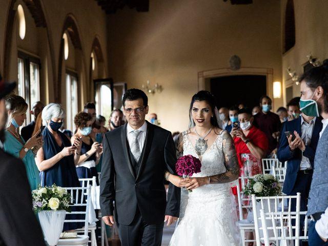 Il matrimonio di Simone e Maria Antonietta a Filago, Bergamo 26