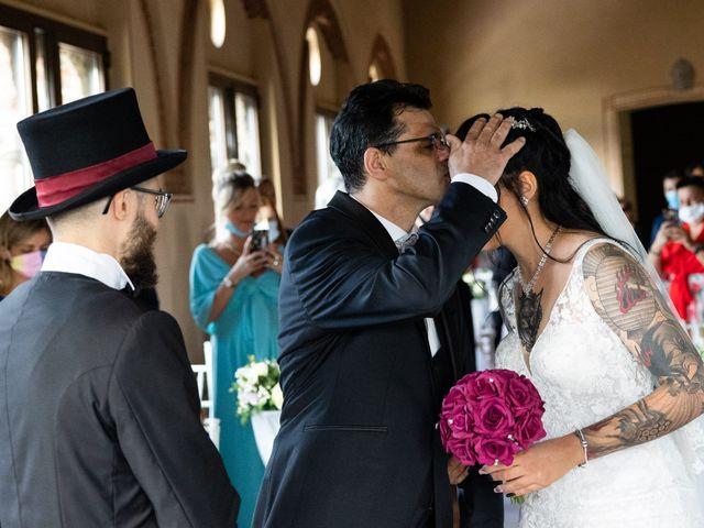 Il matrimonio di Simone e Maria Antonietta a Filago, Bergamo 27