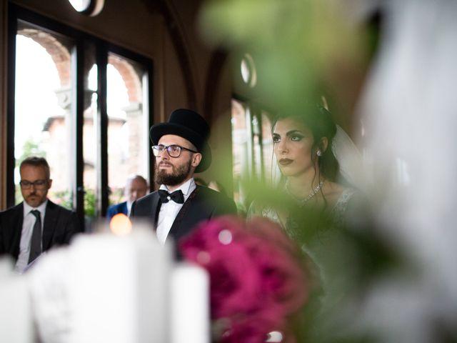 Il matrimonio di Simone e Maria Antonietta a Filago, Bergamo 29