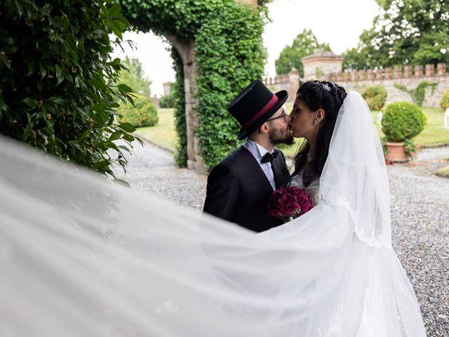 Il matrimonio di Simone e Maria Antonietta a Filago, Bergamo 38