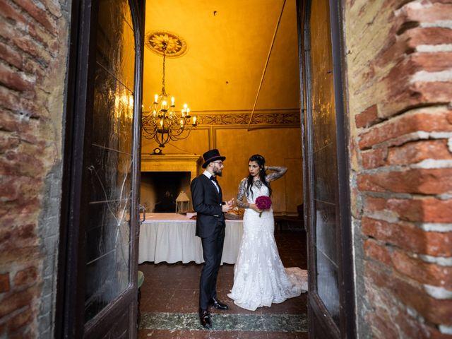 Il matrimonio di Simone e Maria Antonietta a Filago, Bergamo 39