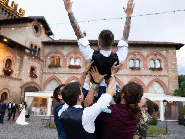 Il matrimonio di Simone e Maria Antonietta a Filago, Bergamo 41