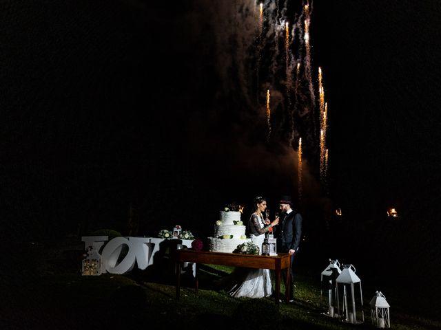 Il matrimonio di Simone e Maria Antonietta a Filago, Bergamo 43