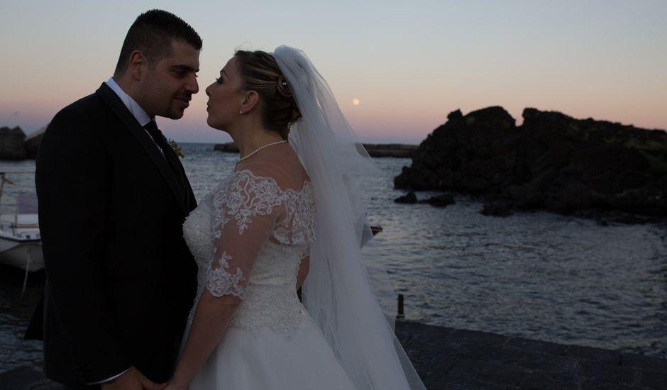 Il matrimonio di Claudio  e Isabella  a Riposto, Catania