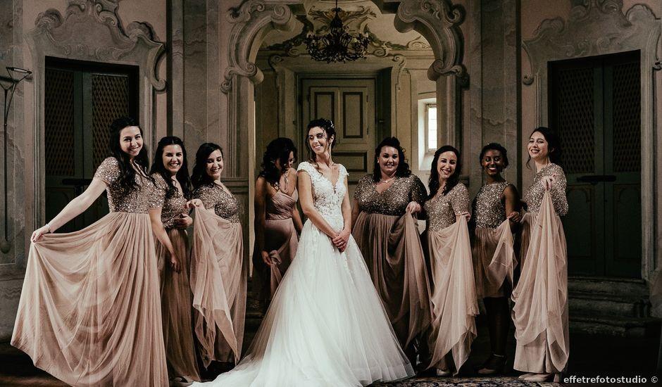 Il matrimonio di Luca e Greta a Crema, Cremona