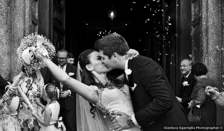 Il matrimonio di Alessandro e Camilla a Milano, Milano