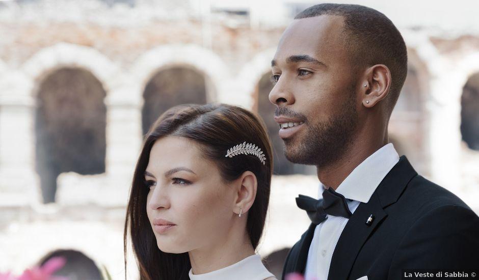 Il matrimonio di Randhal e Anna a Verona, Verona