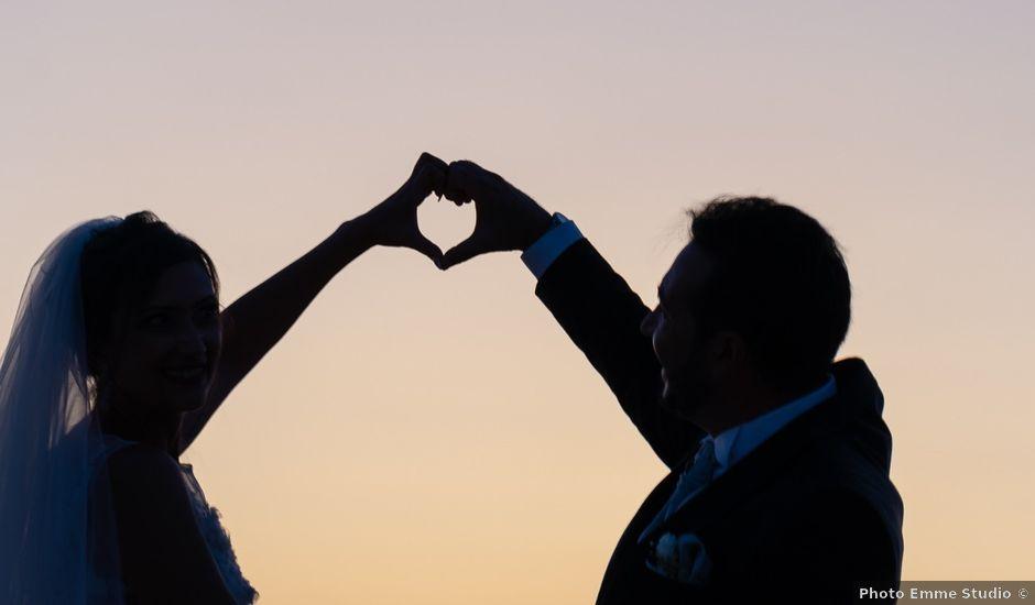 Il matrimonio di Paolo e Anna a Portopalo di Capo Passero, Siracusa