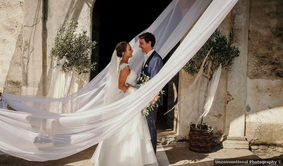 Il matrimonio di Lucas e Vanessa a Stresa, Verbania