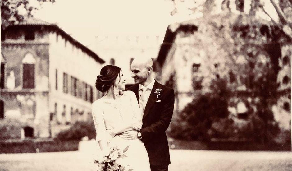 Il matrimonio di Marco e Rosanna a Piovera, Alessandria